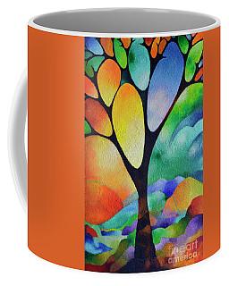 Tree Of Joy Coffee Mug