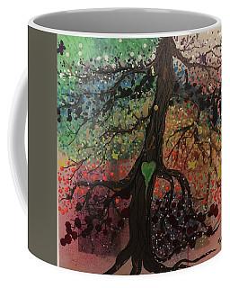 Tree Of Life Chakra Tree Coffee Mug