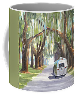 Tree Tunnel Coffee Mug