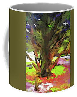 Tree With The Open Arms Coffee Mug