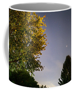 Trees And Stars Coffee Mug