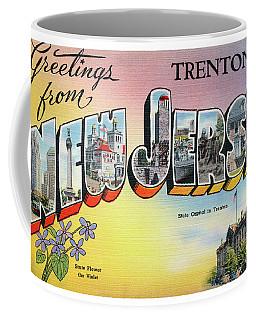 Trenton Greetings Coffee Mug