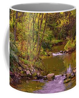 Trexler Park Stream Coffee Mug