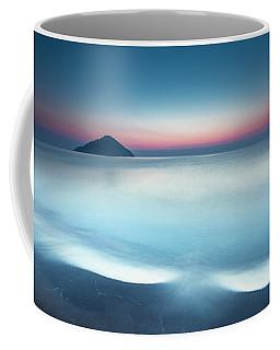 Triangle Island Coffee Mug