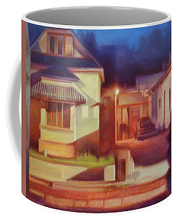Trinidad Commercial Street Coffee Mug