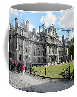 Trinity College Ireland Coffee Mug
