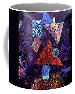 Trio Triangles  Coffee Mug