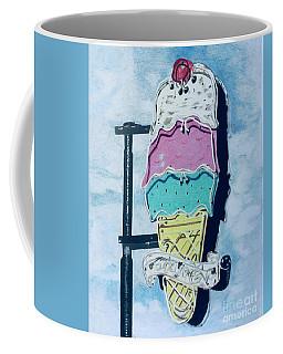 Triple Cone Coffee Mug