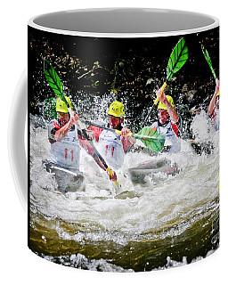Triple Crown Kayak Race Coffee Mug