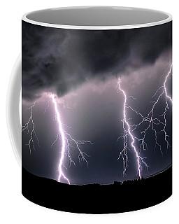 Triplets Cropped Coffee Mug