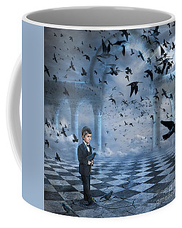 Tristan's Birds Coffee Mug