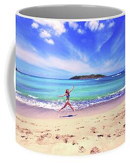 Tropical Spring Coffee Mug