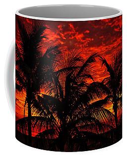 Tropical Sunrise Coffee Mug