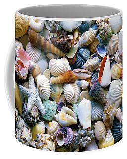 Tropical Treasure Seashells A91218 Coffee Mug