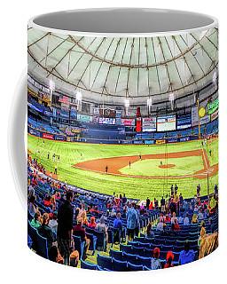 Tropicana Field Tampa Bay Rays Baseball Ballpark Stadium Coffee Mug