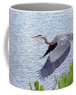 True Blue #2 Coffee Mug