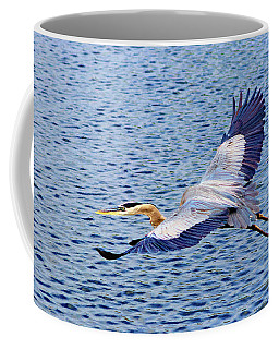 True Blue #3 Coffee Mug
