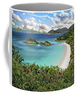 Trunk Bay Coffee Mug