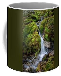 Coffee Mug featuring the photograph Tufteelvi, Norway by Andreas Levi
