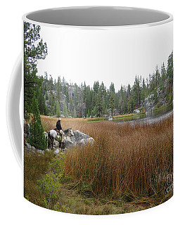 Tule Lake  Coffee Mug