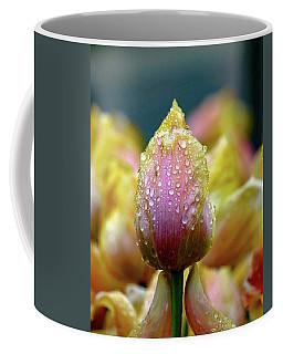 Tulips In The Rain Coffee Mug