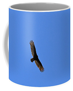Turkey Vulture Soaring Coffee Mug