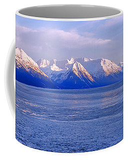 Turnagain Coffee Mug