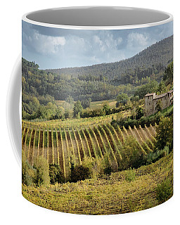 Tuscan Valley Coffee Mug