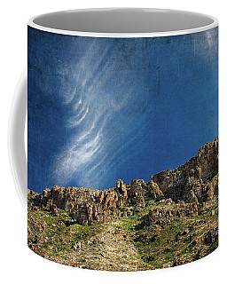 Tuscon Clouds Coffee Mug