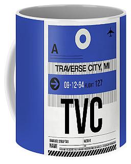 Tvc Traverse City Luggage Tag I Coffee Mug