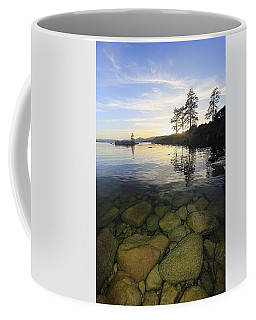 Coffee Mug featuring the photograph Twilight Immersion by Sean Sarsfield