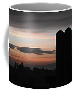 Twilight Silos Coffee Mug