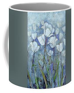 Twilight Tulips Coffee Mug