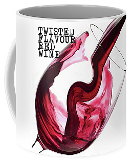Twisted Flavour Red Wine Coffee Mug