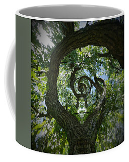 Twisted Tree Coffee Mug