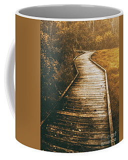 Twisting Trails Coffee Mug