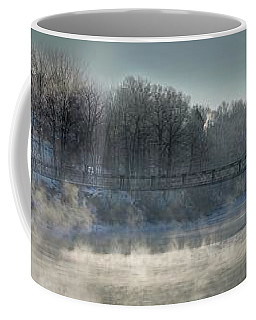 Two Cent Bridge At -5f Coffee Mug