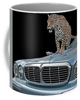 Two Jaguars 1 Coffee Mug