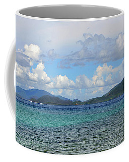 Two Nations Coffee Mug