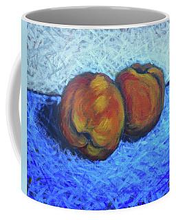 Two Peaches Coffee Mug