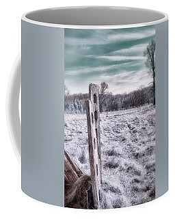 Two Posts Coffee Mug
