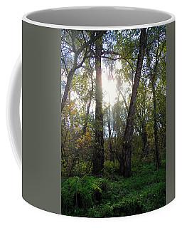 Two Steps Behind Coffee Mug