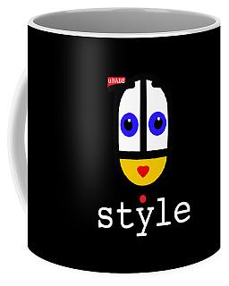 Ubabe Dot Style Coffee Mug
