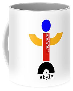 uBABE Dude Coffee Mug