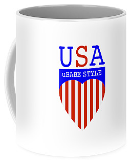 Ubabe Style America Coffee Mug