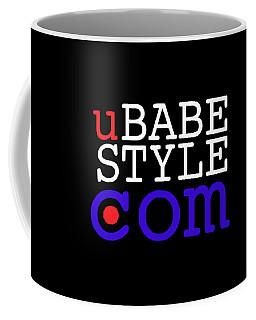 Ubabe Style Dot Com Coffee Mug
