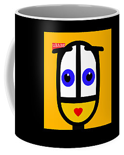 Ubabe Sun Coffee Mug