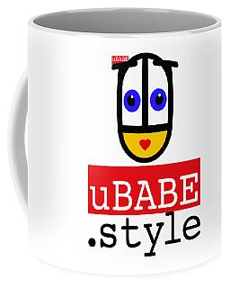 Ubabe T Shirt Coffee Mug