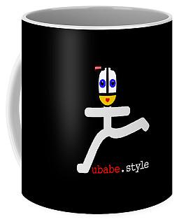 Ubae Style Runner Coffee Mug