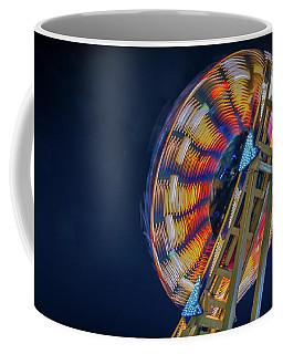 Coffee Mug featuring the photograph Ufo-2 by Okan YILMAZ